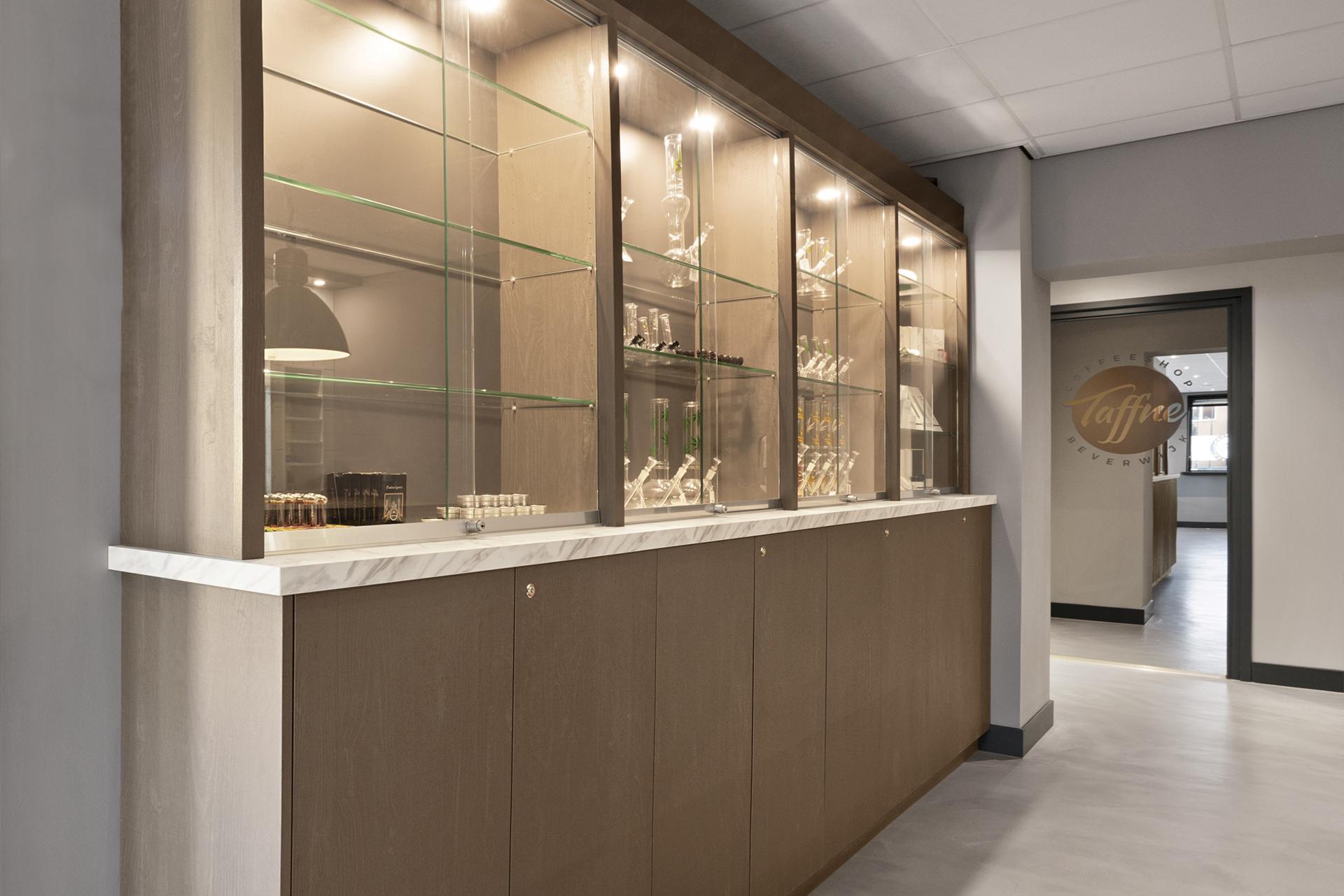 Adrichem Interieurbouw wandkast wandmeubel design