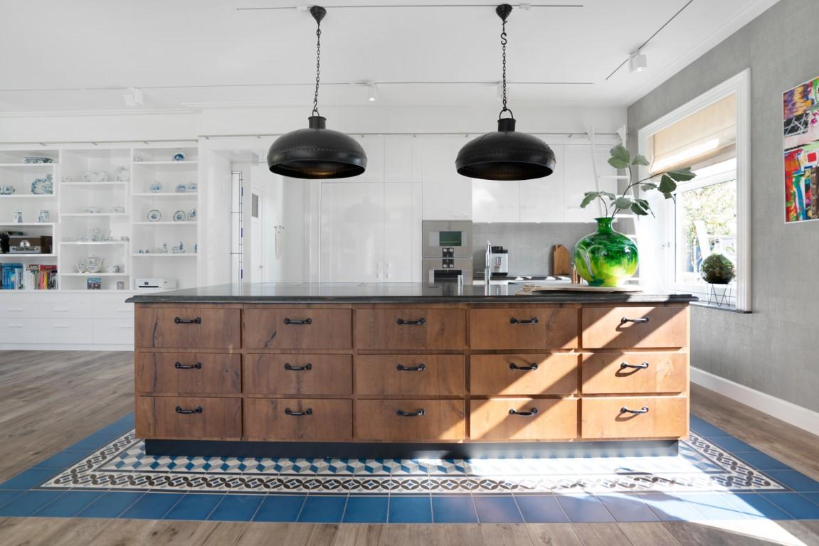 Adrichem Interieurbouw keukeneiland