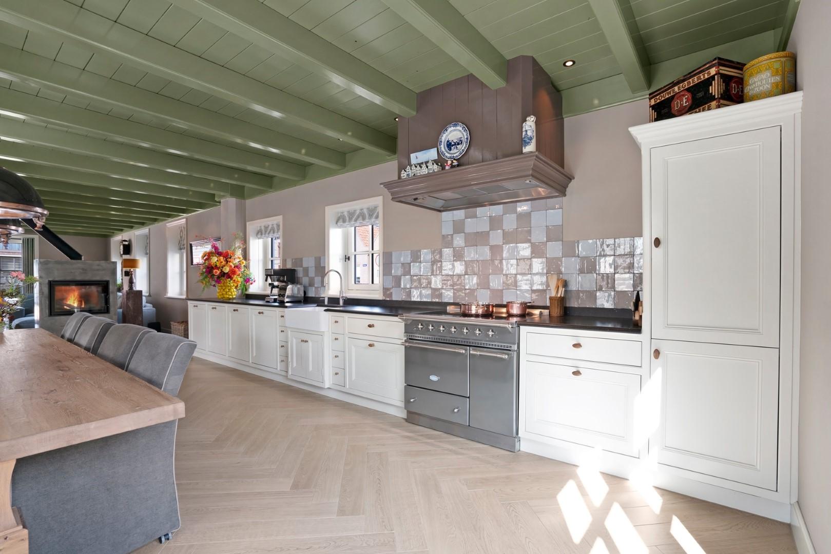 Adrichem Interieurbouw landelijke keuken